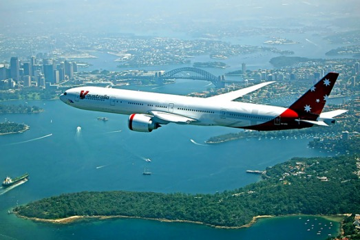 The Boeing 777-300ER is the most fuel efficient aircraft, which V Australia believes will give it an edge over other ...