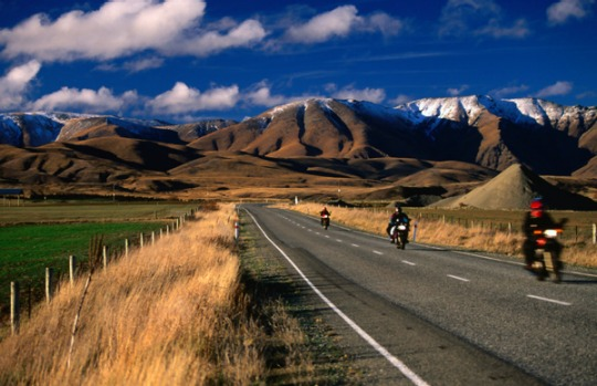 Christchurch to Queenstown, New Zealand. One of the great unsung arias of world road travel is the 600-kilometre route ...