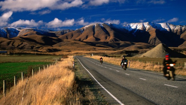 Christchurch to Queenstown, New Zealand. One of the great unsung arias of world road travel is the 600-kilometre route that winds through the centre of New Zealand's South Island.