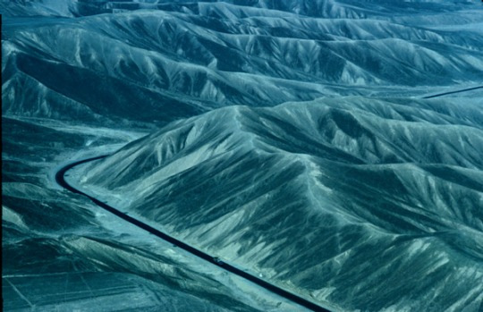 Pan American Highway. Lima, Peru to Santiago, Chile. This one is the truly epic performance, the road trip movie par ...