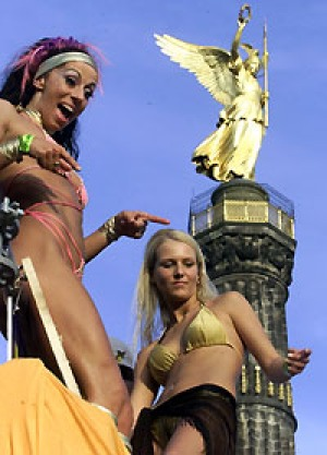 Berlin is a mecca for fans of dance music.