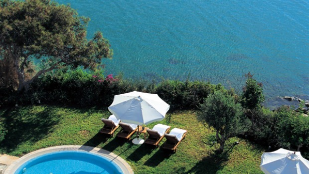 Relaxation nation ... the spas of Cyprus, including the Anagenesis, are worth a visit.