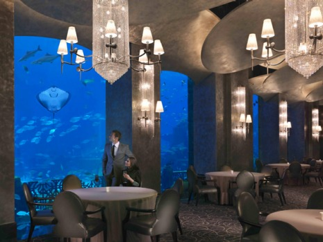 Far from re-creating the delights of another country, the $1.5 billion ocean-themed Atlantis resort does its best to ...