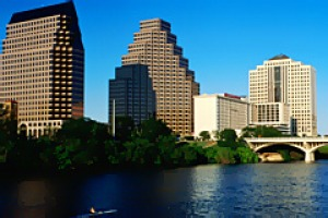 Austin ... a city for lover of tattoos, Tex-Mex and triathlons.