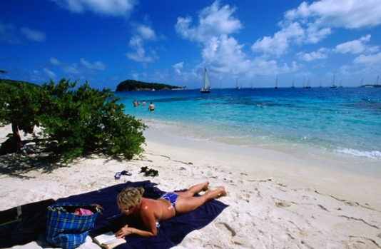 Petit St Vincent - Saint Vincent and the Grenadines. Fancy your own private paradise but can't afford an island? Then ...