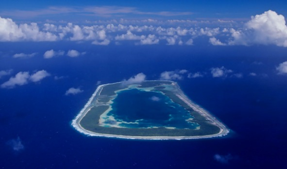 Syney To Cook Islands