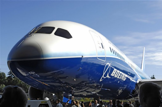Japan's All Nippon Airways was supposed to take delivery of the first production 787 in the first quarter of 2010, ...