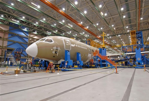 Boeing has reshuffled its schedule a number of times.