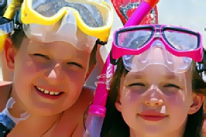 Not so average ... travel companies are catering for more than just two adults and two kids.