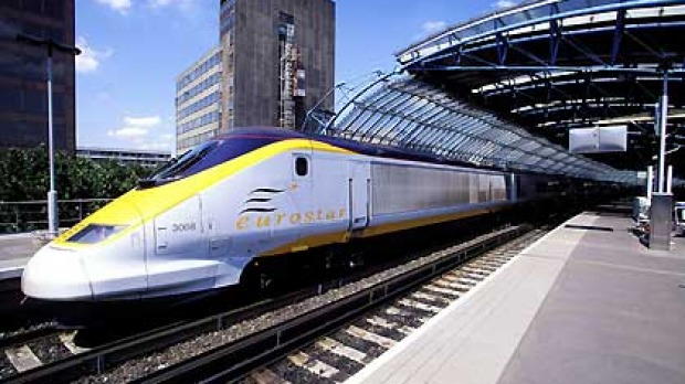 The Eurostar train can take you from Europe's dirtiest city, London, to its most overrated, Paris.