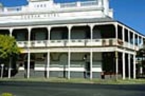 the Cobram Hotel