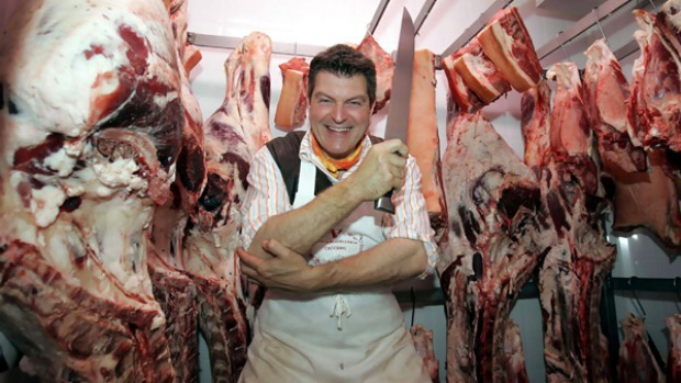 Italy's top butcher, Dario Cecchini: the fast and the glorious