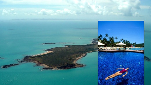 Avoid Island, off the Queensland coast, can be yours for the bargain price of $1.5 million while Hinchinbrook Island ...