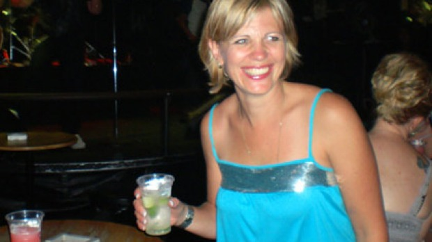 Annice Smoel says the bar mat 'theft' was a prank.