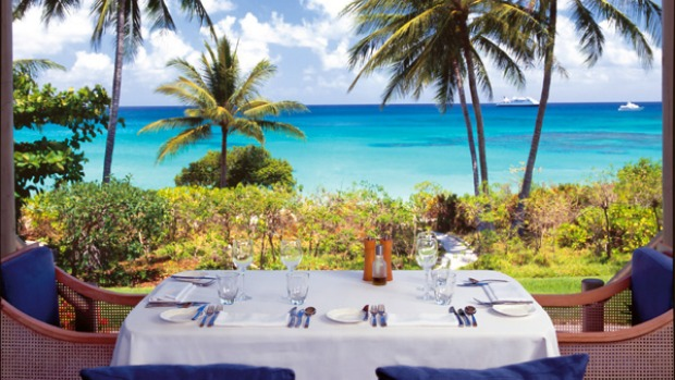 Lizard Island, Queensland holiday: impeccable manners