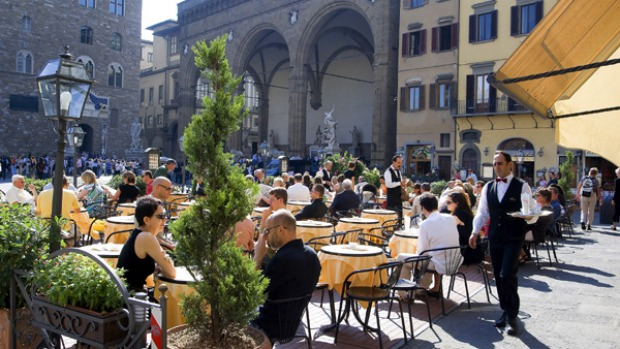 Cafes and bars are a vital part of Italian culture.