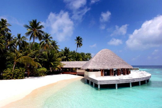 7. Huvafen Fushi, Maldive Islands. Voted last year to be the world's best beach resort by Harpers Bazaar Travel Guide, ...