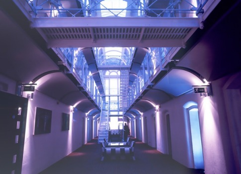 5. Malmaison Oxford Castle, England. Guests can lock themselves in for fun or just for the experience and photo ...