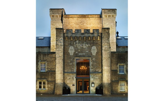 5. Malmaison Oxford Castle, England. The castle in historic Oxford dates back to 1071 AD and was used as a prison from ...