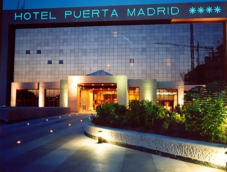 3. Silken Puerta America, Madrid, Spain. This unique hotel in central Madrid was co-designed by 18 renowned ...