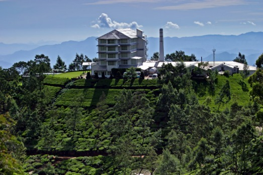 6. Tea Factory, Sri Lanka. On a 25 acre estate at an altitude of 2200m in the misty mountains of the Nuwara Eliya region ...
