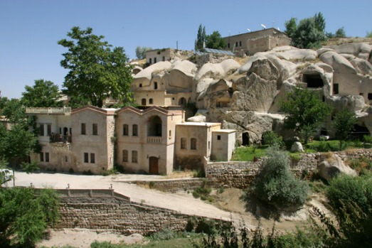 1. Gamisaru Cave Hotel, Ayvla Village, Cappadocia, Turkey. Set in a restored 1,000-year-old Byzantine monastic retreat ...
