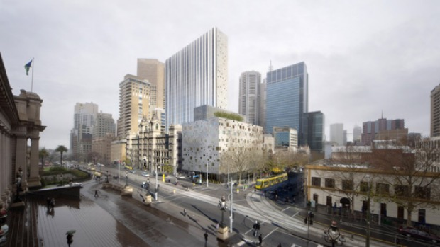 The Windsor redevelopment, worth $260 million, will include a 25-storey tower adjoining the heritage-listed 1883 hotel.