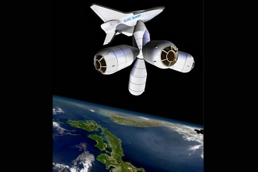 The Galactic Suite space resort (galacticsuite.com) plans to welcome its first guests in 2012, treating them to 15 ...