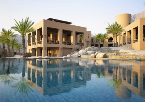 The Six Senses group of eco resorts offers guests to its glamorous Zighy Bay resort in Oman three choices of arrival ? ...