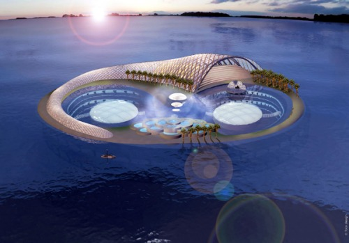 The Hydropolis is a proposed 220-room resort in the Persian Gulf complete with, wait for it, a cosmetic surgery clinic ? ...