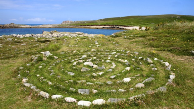 Isles of Scilly, England | A twitch in time