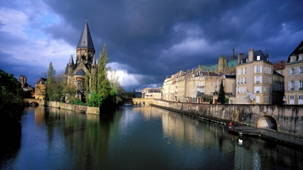 Metz, France | Gentle city's time to shine
