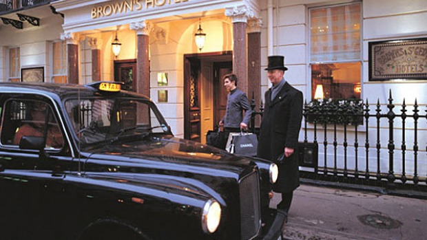 Brown's Hotel, London. London, afternoon tea's spiritual home, needs more than one inclusion on any list of this kind because there's a plethora of excellent options. However, if you want to skip the grand-hotel tourist honey pots, try this boutique hotel established in 1837.