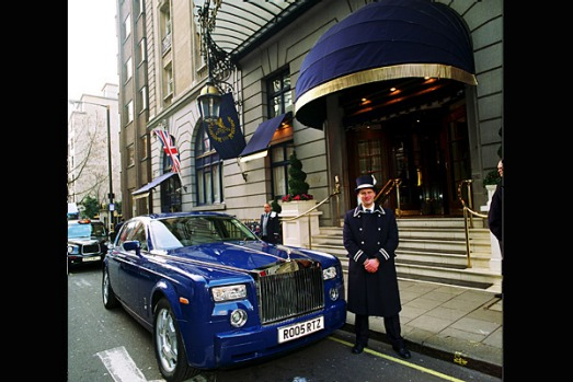 The Ritz, London. Long waiting lists are a good sign that something worthwhile is on offer. For 37 pounds ($73) diners ...