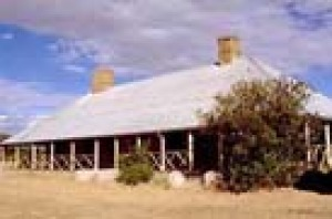 The McPerson Homestead build in 1869, Carnamah