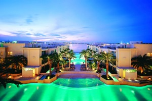 Top of its class ... Palazzo Versace offers six-star opulence.
