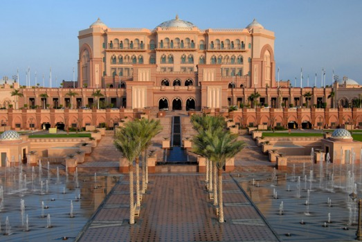 The world's most expensive to build - Emirates Palace, Abu Dhabi: The hotel, which opened in 2005, cost over $3 billion ...