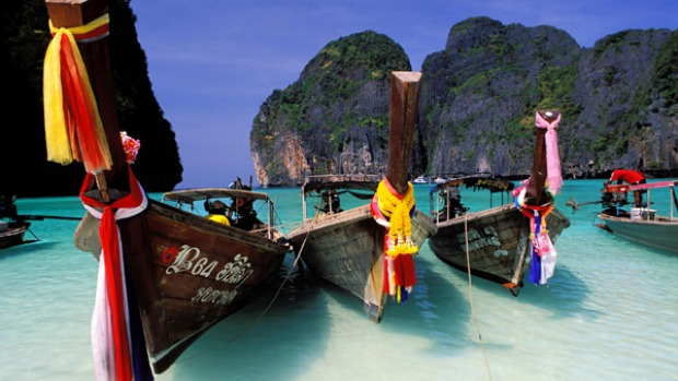 Best holiday in the world? Thailand is running its own version of Queensland's famous promotion.