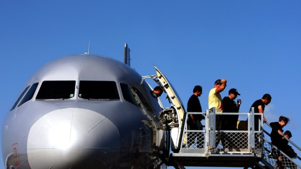 Airline fees go sky high   Changing flights, bookings on the