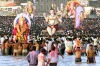 Ganesh Chaturthi. Pune, Maharashtra, India. All over India, the elephant-headed Hindu god, Ganesh, is worshipped with ...
