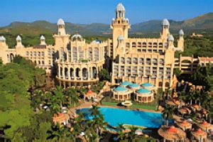 Sun City was founded as a sinful playground for white South Africans under apartheid.