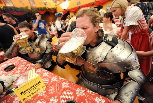 The world famous Oktoberfest takes place from September 19 to October 4, 2009 and is, with over six million visitors, ...