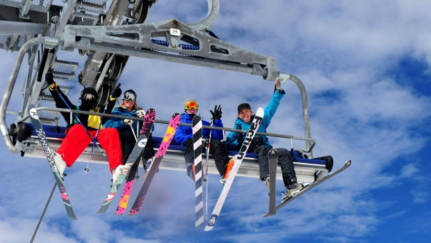 Get excited: the Australasian ski season is less than a month away.
