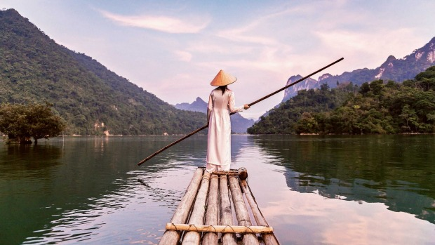 Asia's backpacker heavens also offer cheap luxury