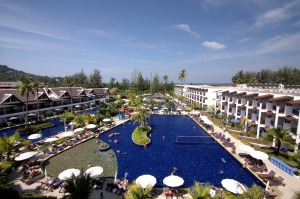 Sunwing Resort at Kamala Beach, Thailand.