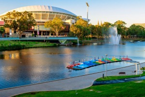 Perfect for a short break: Adelaide.