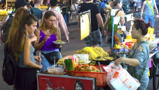 Simple, cheap and freshly cooked: Some of the best cuisines you''d ever taste are dished up by the side of the road.