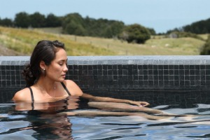Aro Ha Wellness Retreat near Queenstown, New Zealand.