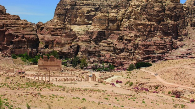 DESERT TREK, JORDAN: For centuries, holy men retreated to the desert to remove themselves from the temptations of daily ...