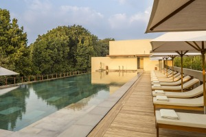 Idyllic: Vana Retreat is a sophisticated resort that fuses Indian traditions and therapies with stylish spa cuisine and ...